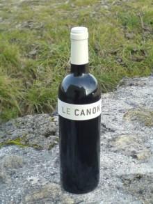 Le Canon, vignobles Bessineau